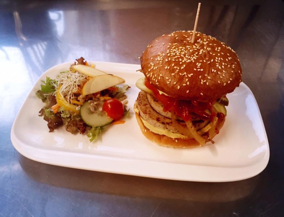 Der EM Burger – nur für kurze Zeit