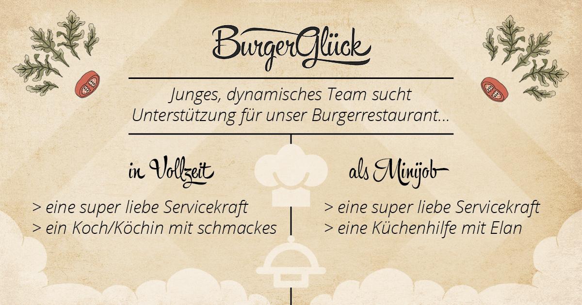 Stellenanzeige Restaurant Job Koch Service